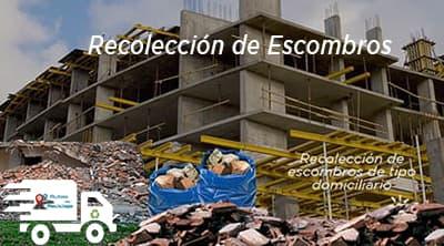 Recolección de Escombros Rutas de Reciclaje