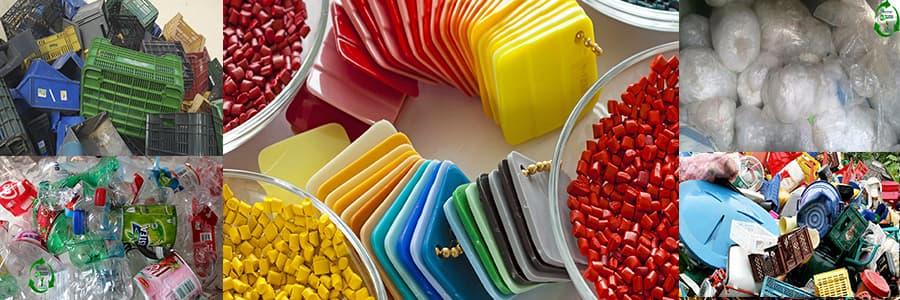 Compra de Plásticos