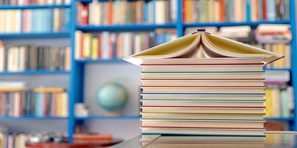 Donación de Reciclaje Papel libros
